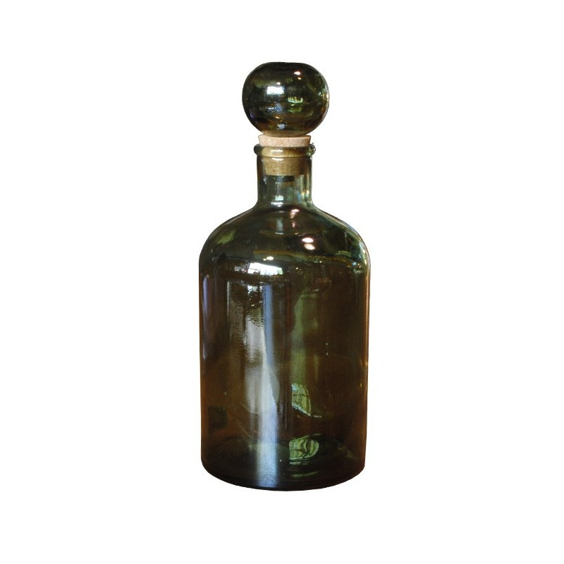 Botella Chais verde