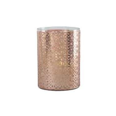 Portavelas Gainé cobre