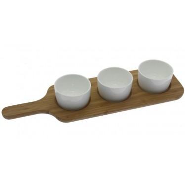 Set 3 cuencos cerámica