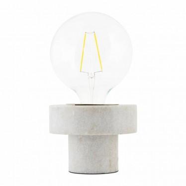 Lámpara PIN mármol