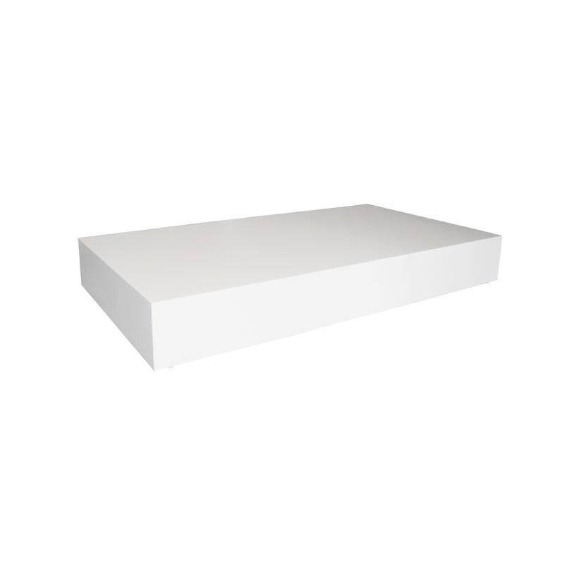 Cubo Dm lacado para mesa centro