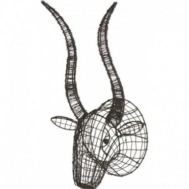 Cabeza trofeo gacela