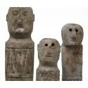 Set 3 estatuas piedra