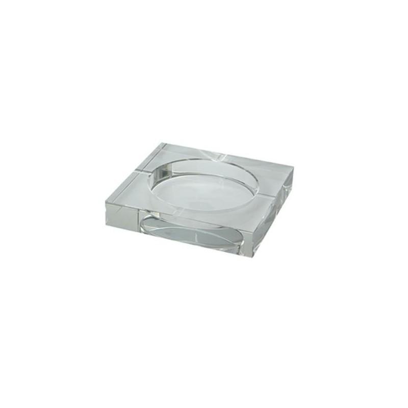 Cenicero cristal 10x10