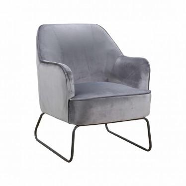 Sillón TEO gris
